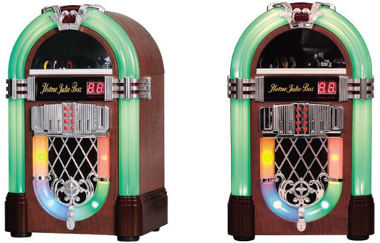 Japan Trend Shop Home Jukebox Mechanical Mp3 Wurlitzer