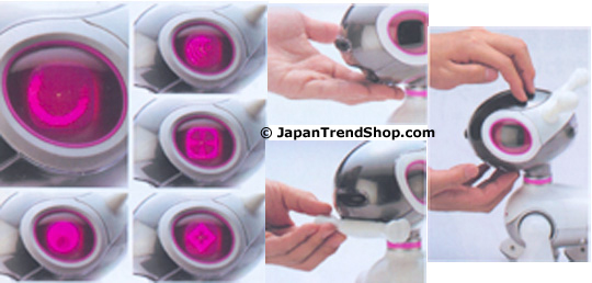 japan trend shop mio pup robot dog by sega toys rh japantrendshop com Tiger Electronics Dog 2007 Commercial Cool Air Conditioner Manual