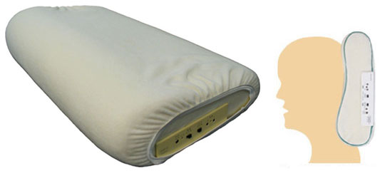 Hi-Tech Snore Stopper Pillow