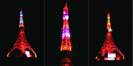 اجمل مدن العالم رهييييييييبة  Tokyo-tower-2007-model
